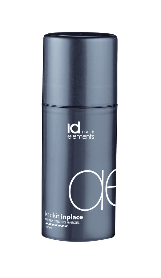 Id Hair Titanium Lockit Mega Strong Hairgel 100ml