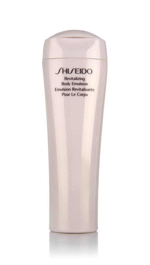 Shiseido Body Care Revitalising Body Emulsion 200ml
