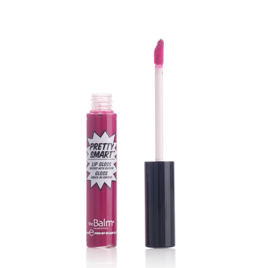 theBalm Pretty Smart Lip Gloss Pow