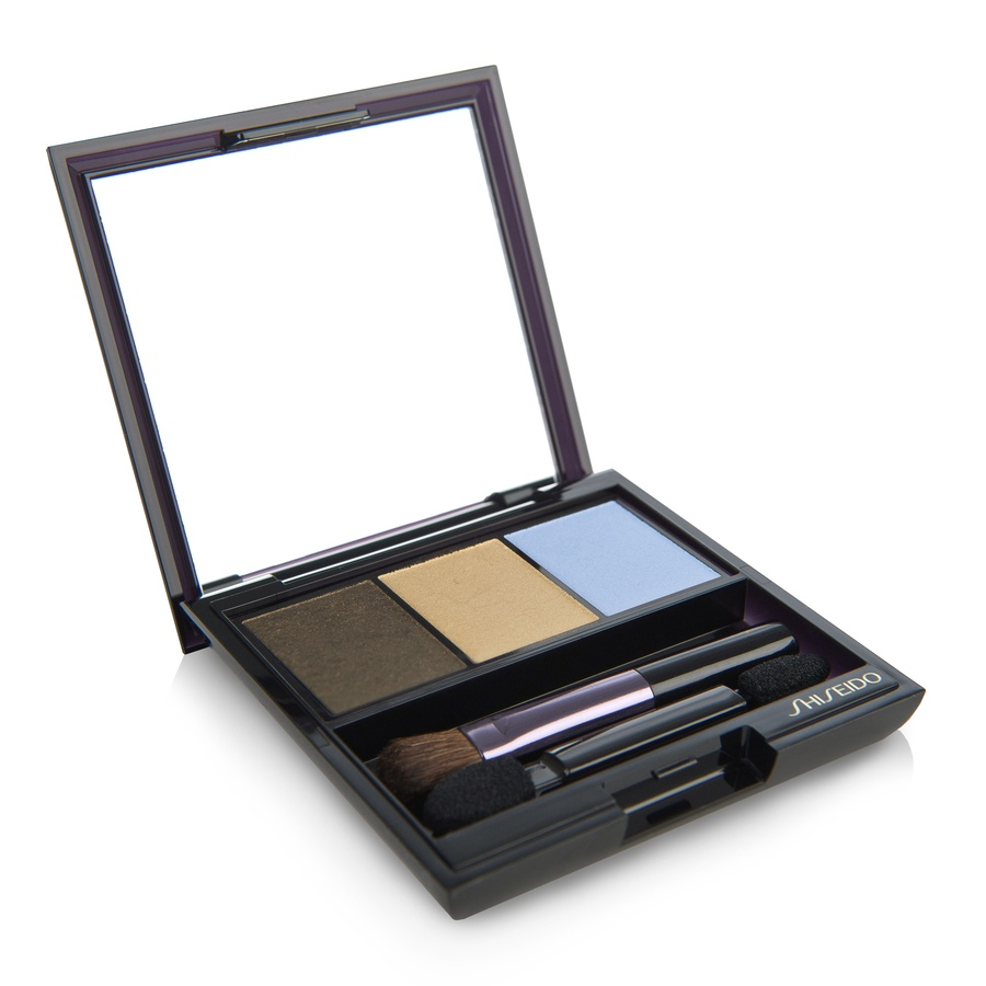 Shiseido Luminizing Satin Eye Color Trio GD 804