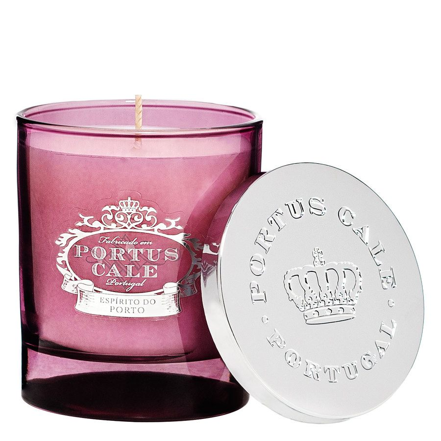 Portus Cale Fragranced Candle Black Orchid 228g