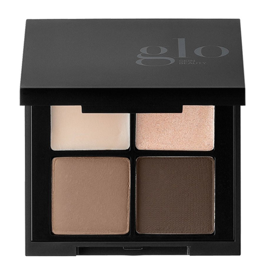 Glo Skin Beauty Brow Quad Brown 4,1g