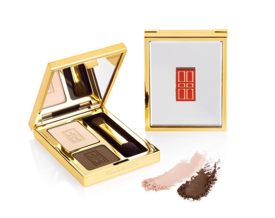 Elizabeth Arden Eye Shadow Duo Cafè Au Lait