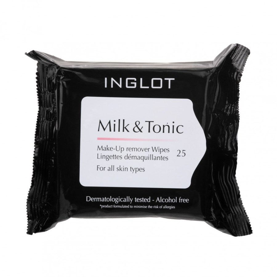INGLOT Makeup Remover Wipes
