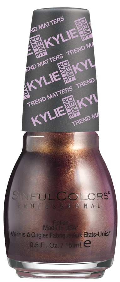 Kylie Jenner Sinful Colors Neglelakk I Klove You #2083 15ml