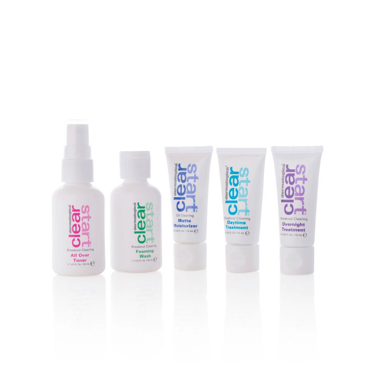 Dermalogica Clear Start Breakout Clearing Kit 5pcs