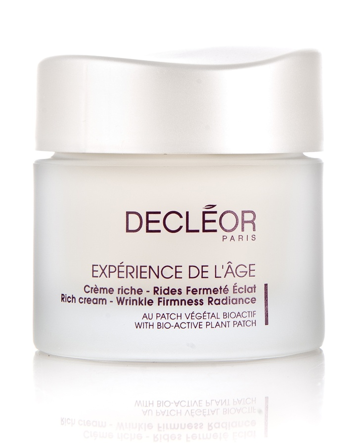 Decléor Experience De L`Age Rich Cream Wrinkle Firmness Radiance 50ml