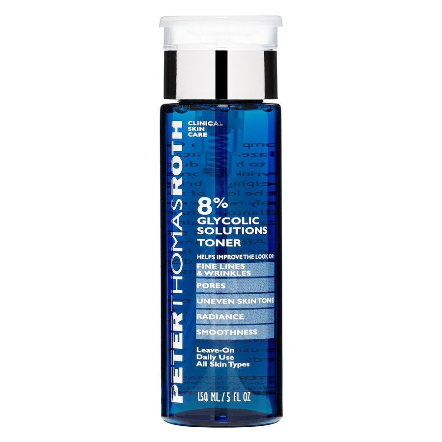 Peter Thomas Roth 8% Glycolic Solutions Toner 150ml
