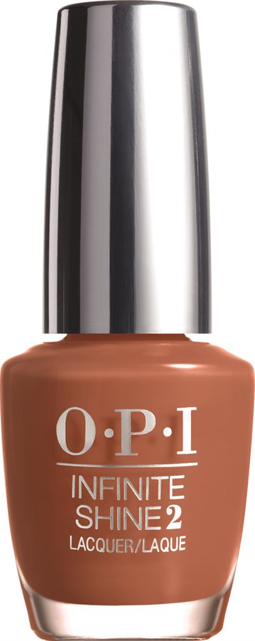OPI Infinite Shine Brains & Bronze ISL23