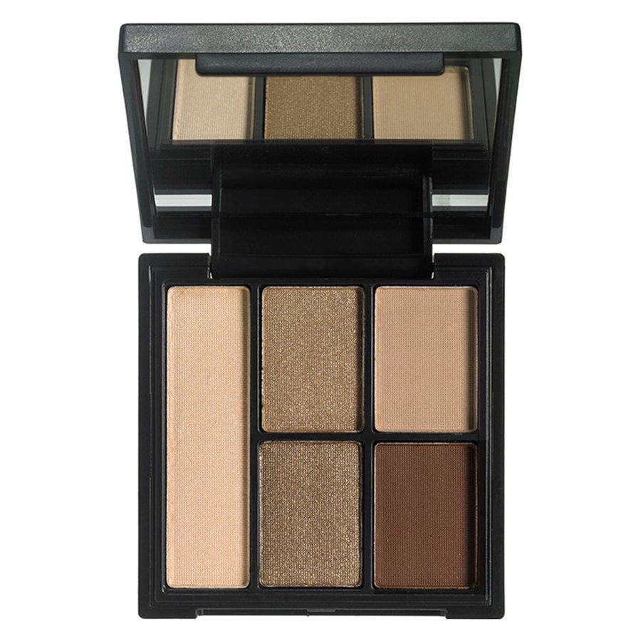 e.l.f. Contouring Clay Eyeshadow Palette Necessary Nudes