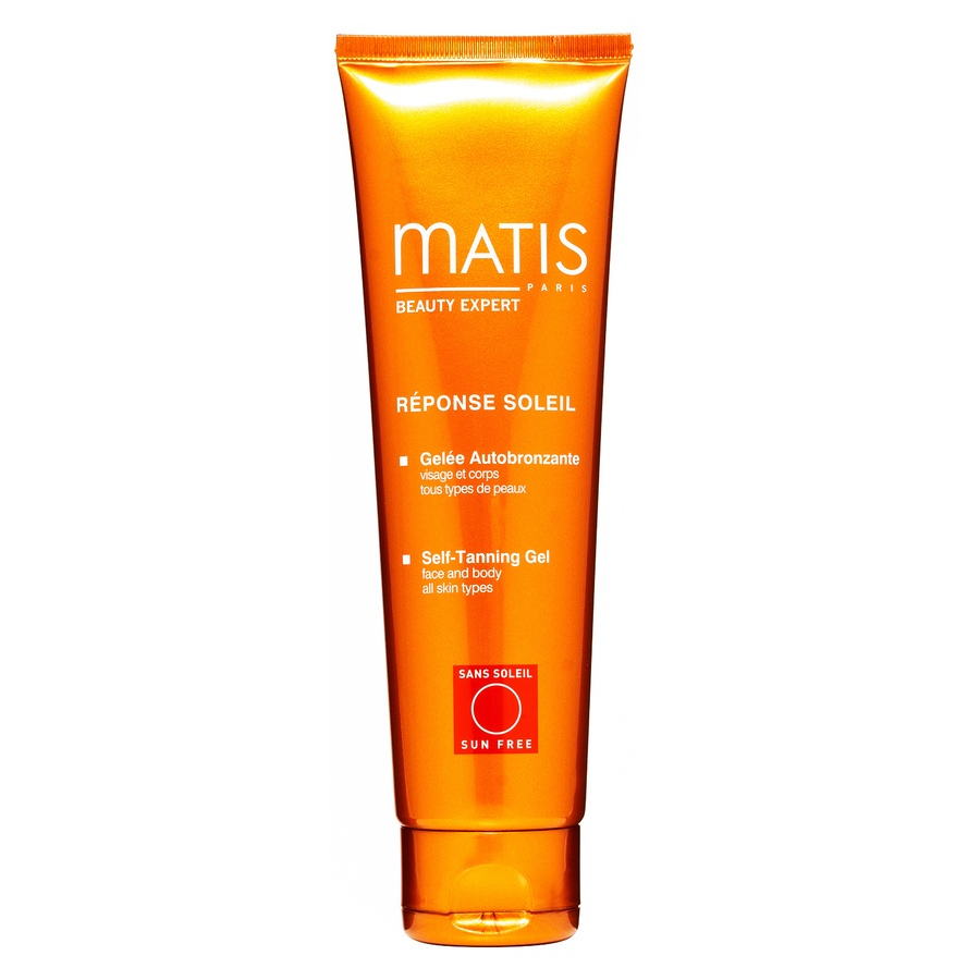 Matis Reponse Soleil Self Tanning Face And Body Gel 150ml