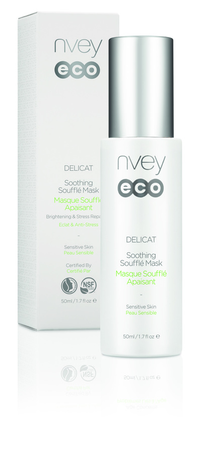 Nvey ECO Delicat Soothing Souffle Mask 50ml