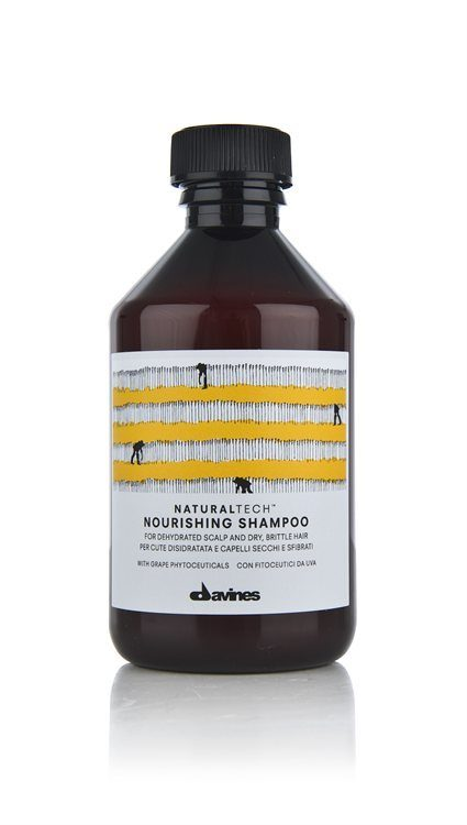 Davines NATURAL TECH Nourishing Shampoo 250ml