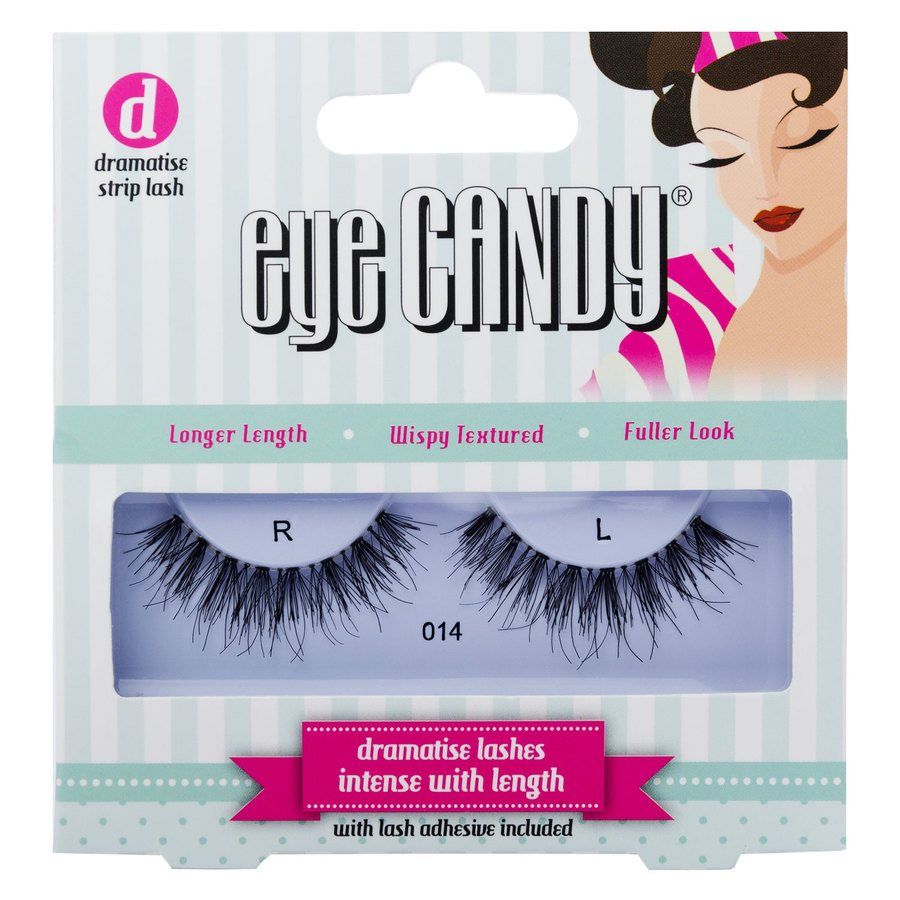 Eye Candy Dramatise Strip Lash 014