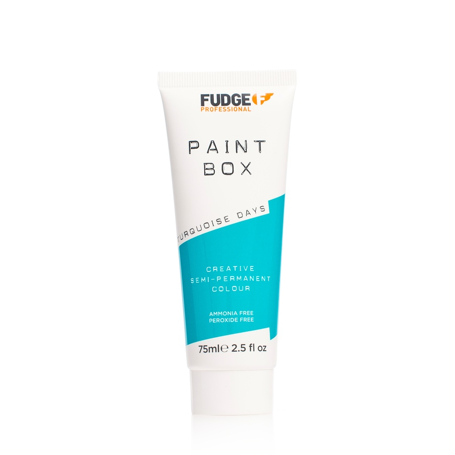 Fudge Paintbox Tubes Turquoise Days 75ml