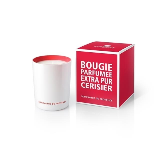 Compagnie De Provence Scented Candle Cherry Blossom 180g