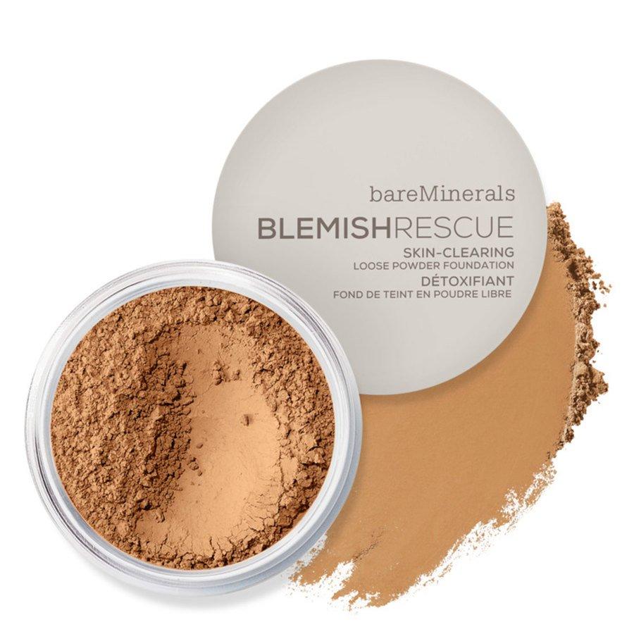 BareMinerals Blemish Rescue Skin Clearing Loose Powder Foundation Neutral Tan 4N 6g