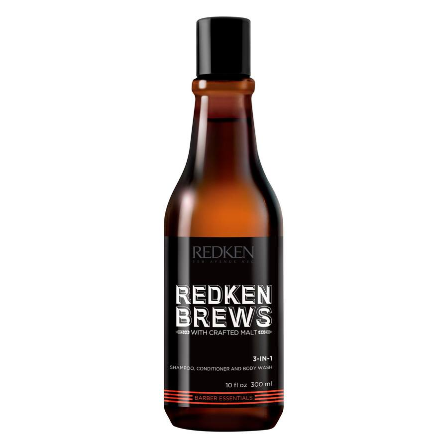 Redken Brews 3-in-1 300ml