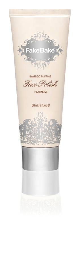 Fake Bake Platinum Bamboo Buffing Face Polish 60ml