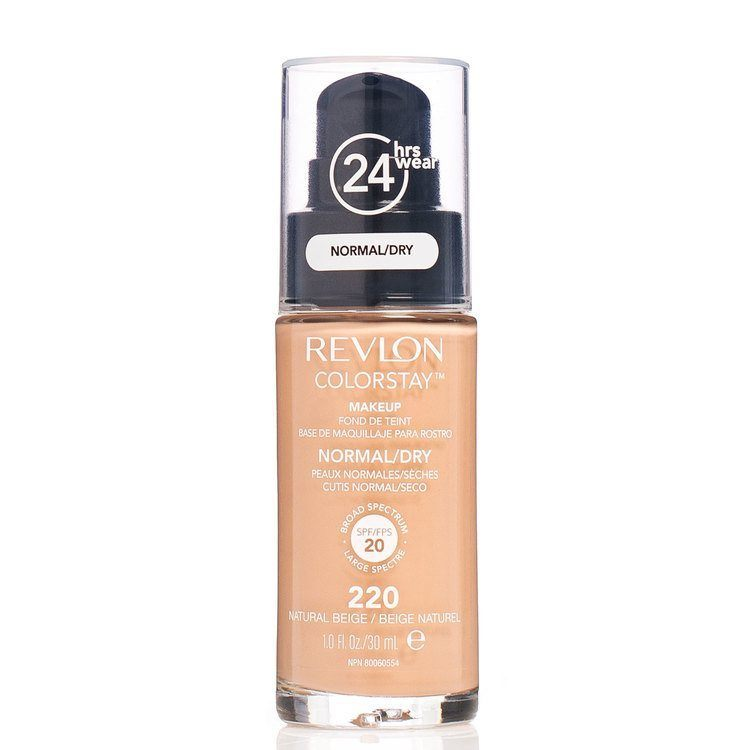 Revlon Colorstay Makeup Normal/Dry Skin 220 Natural Beige 30ml