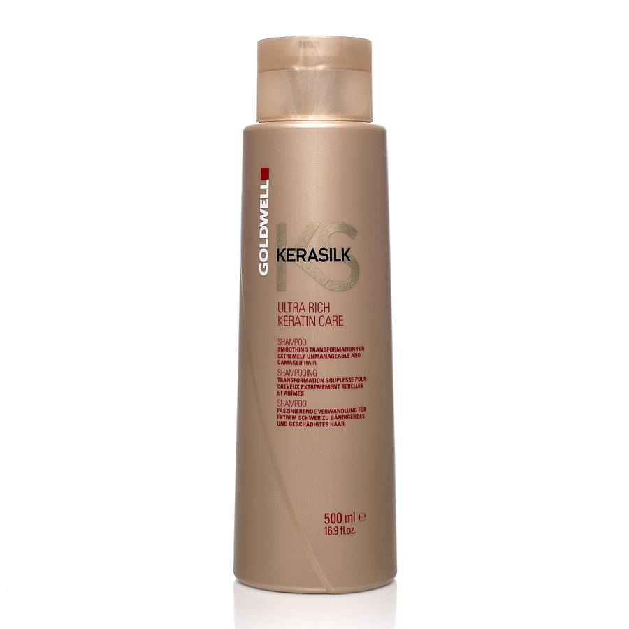 Goldwell Kerasilk Ultra Rich Care Shampoo 500ml