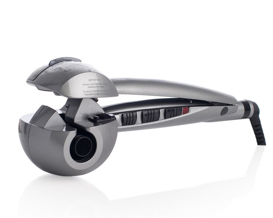 BaByliss Iron Miracurl Steamtech BAB2665SE Silver