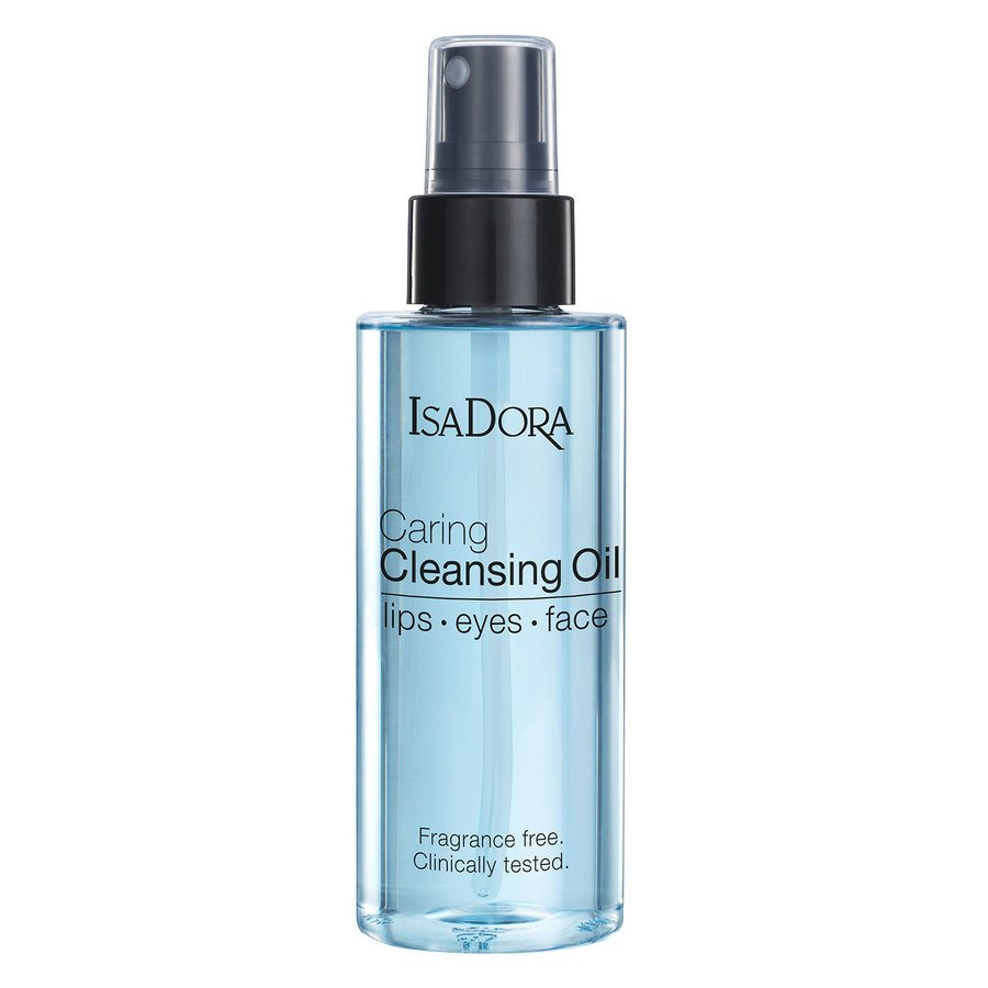 IsaDora Caring Cleansing Oil Lips-Eyes-Face 100ml