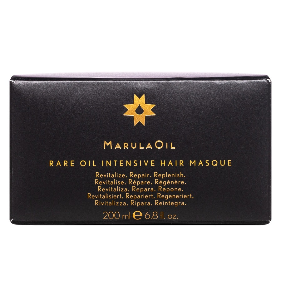 MarulaOil Rare Oil Intensive Hair Masque 200ml