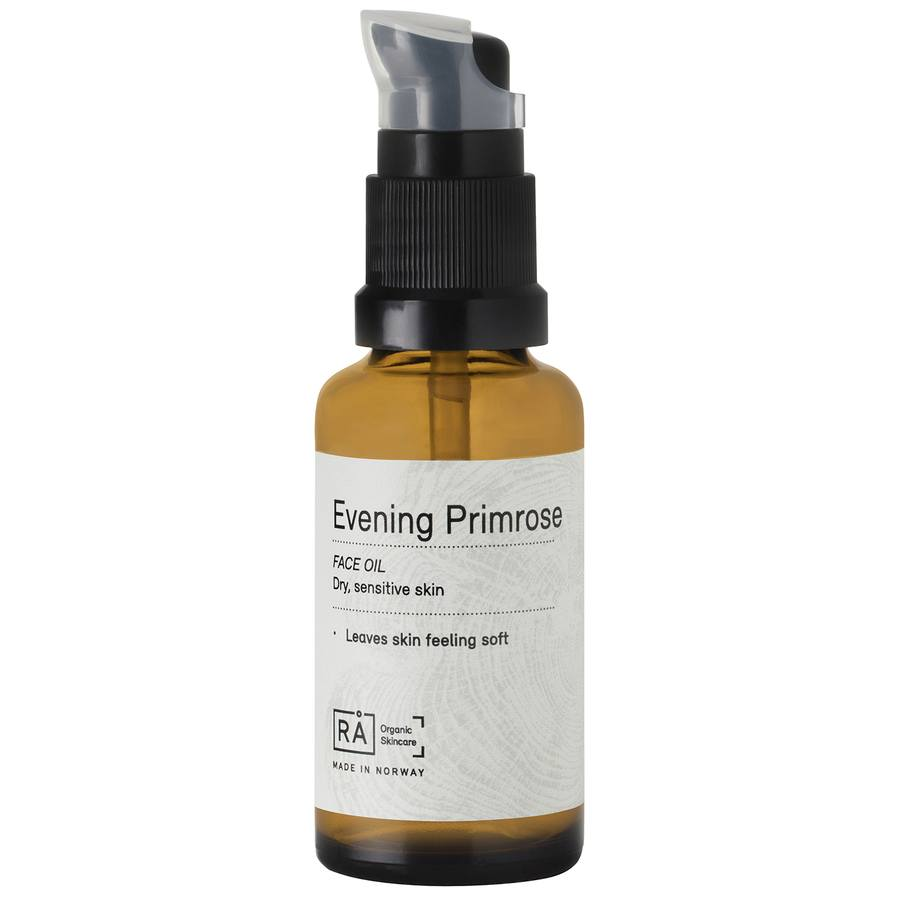 RÅ Organic Skincare Evening Primrose Face Oil 30ml