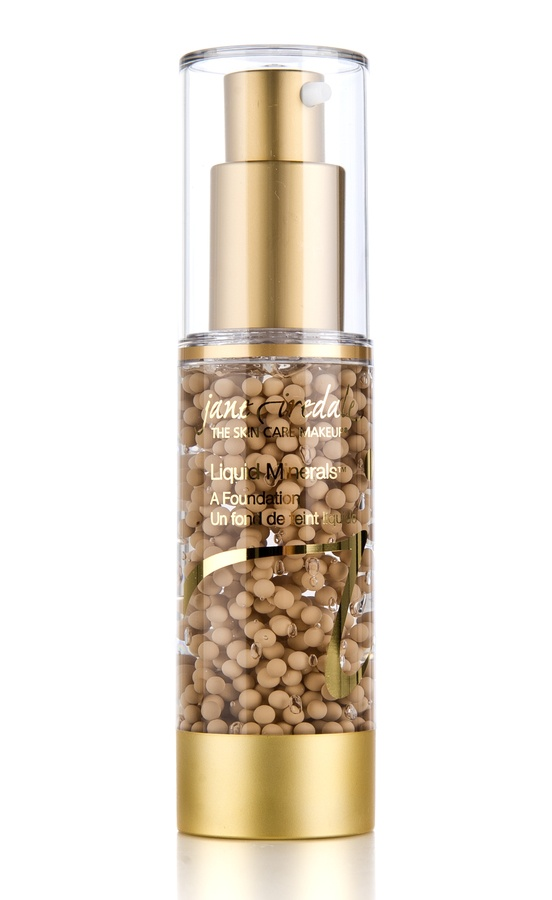 Jane Iredale Liquid Minerals Foundation Amber 30ml