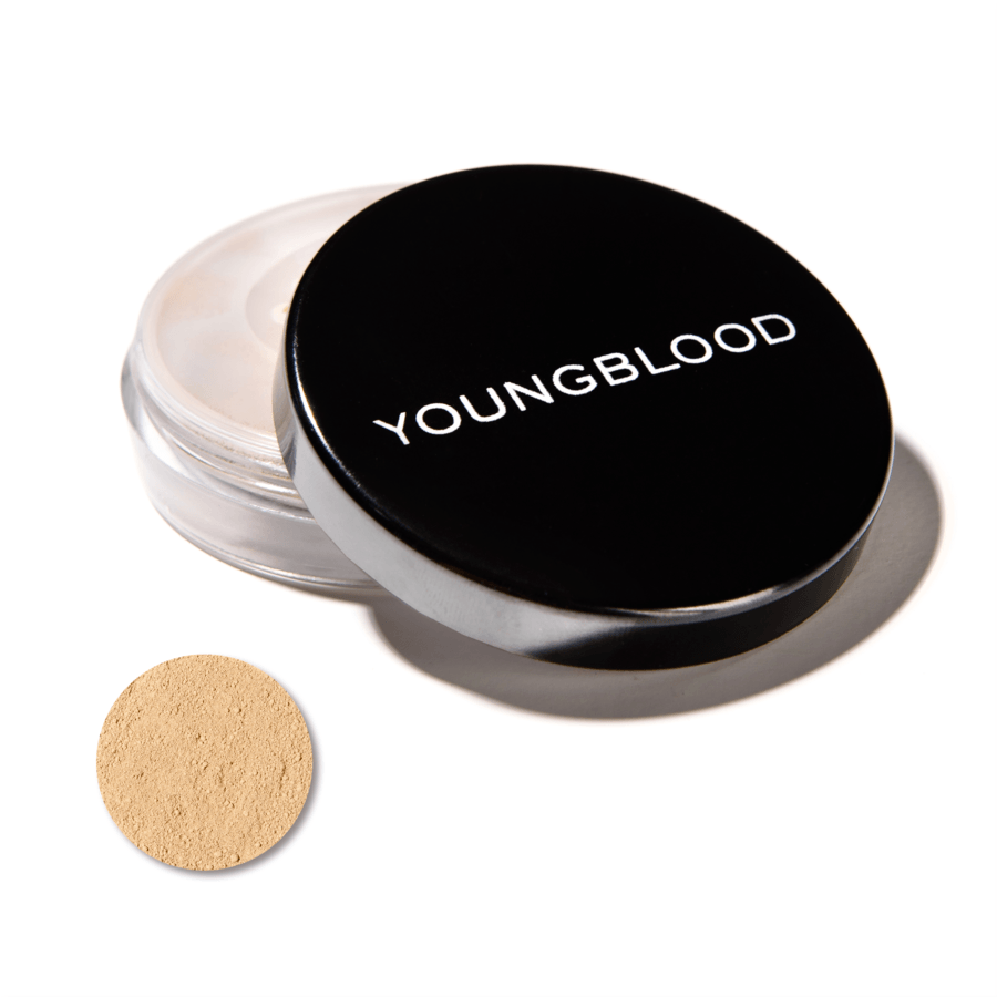 Youngblood Natural Loose Mineral Foundation Barely Beige 10g
