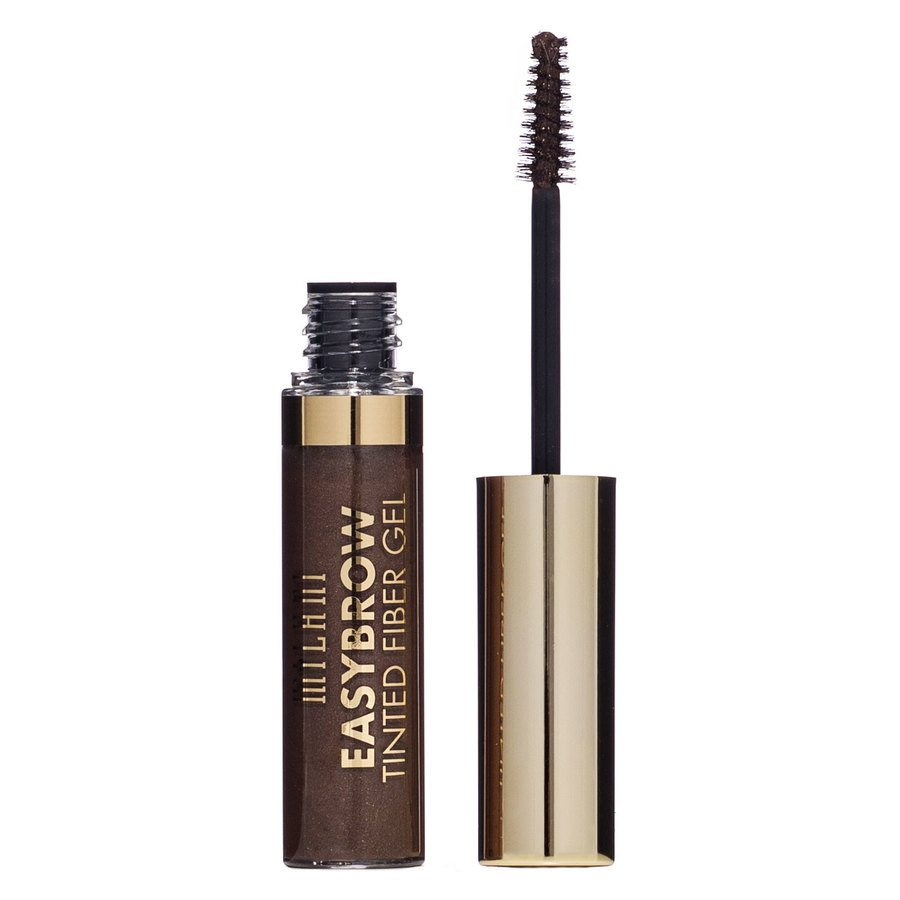 Milani Easybrow Tinted Fiber Gel Dark Brown 4g