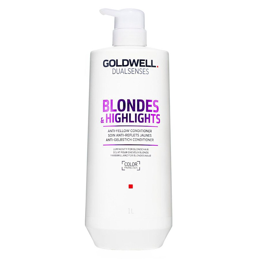 Goldwell Dualsenses Blondes & Highlights Anti-Yellow Conditioner 1000ml