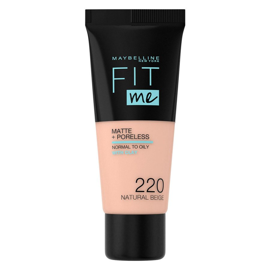 Maybelline Fit Me Matte + Poreless Foundation 220 30ml