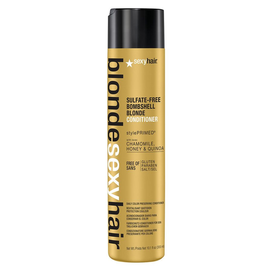 Sexy Hair Bombshell Blonde Sexy Hair Conditioner 300ml
