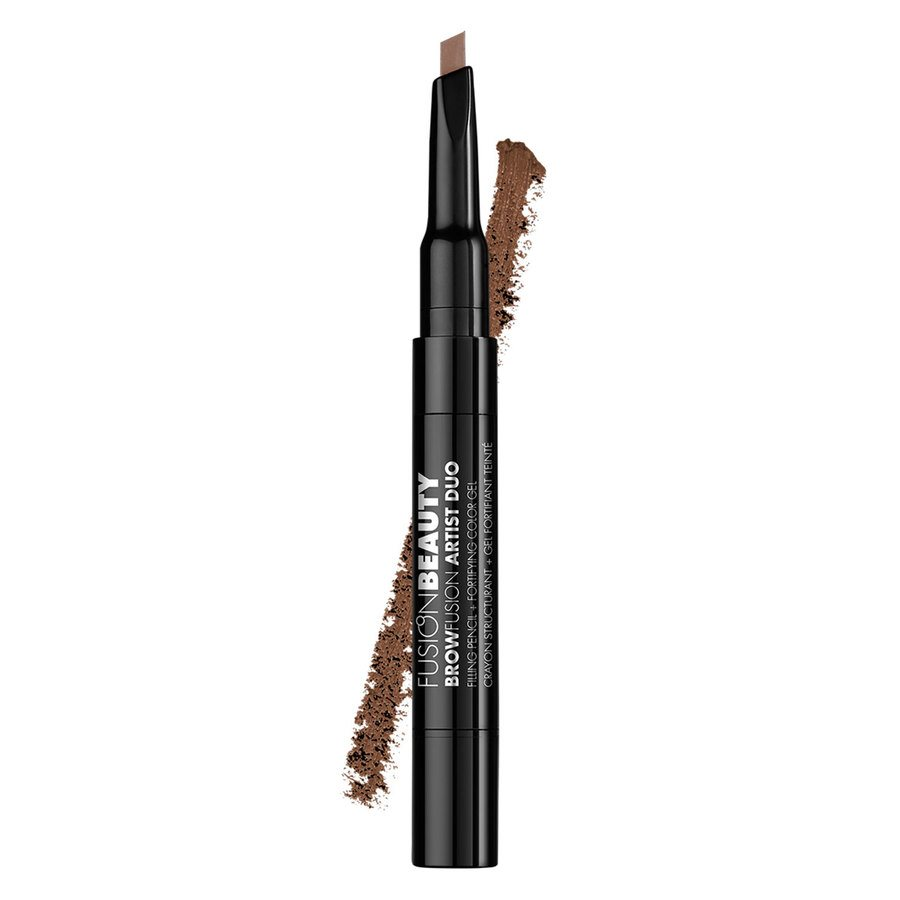 Fusion Beauty BrowFusion Artist Duo Filling Pencil + Color Gel #Blonde 2,9g