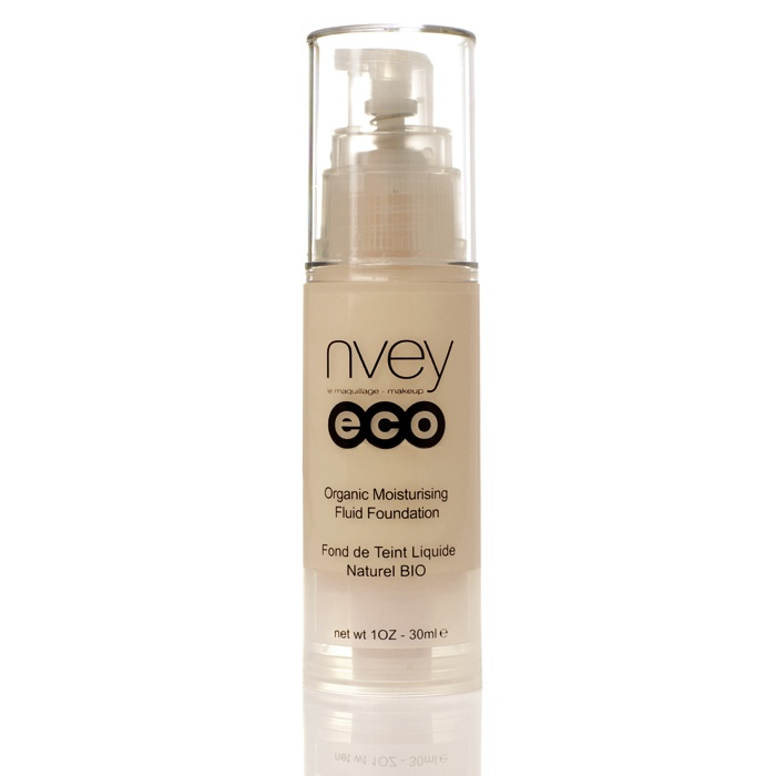 Nvey ECO Moisture Rich Fluid Foundation 515 Golden Honey 30ml