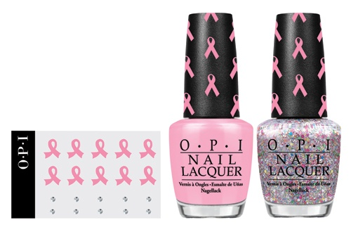OPI Pink of Hearts Duo Pack 2013 2x15ml