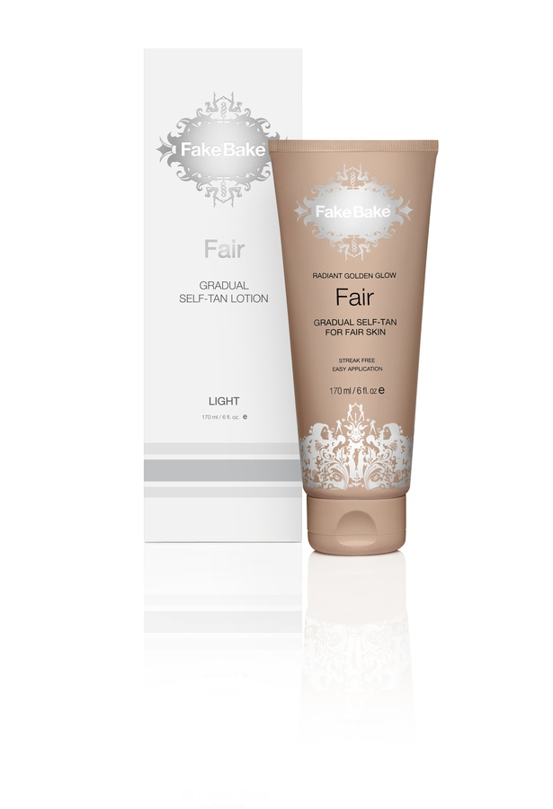 Fake Bake Fair Gradual Self-Tan Lotion for Fair Skin 170ml