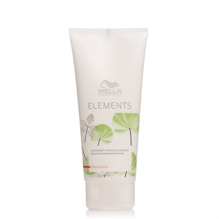 Wella Professionals Elements Lightweight Renewing Conditioner 200ml