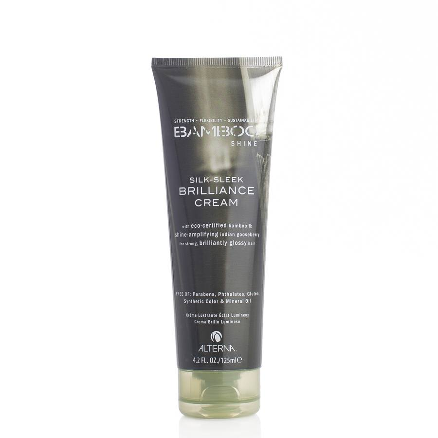 Alterna Bamboo Silk-Sleek Brilliance Creme 125ml