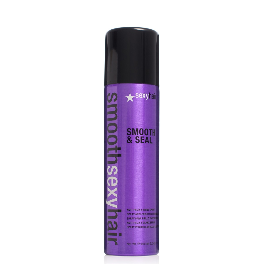 Smooth Sexy Hair Smooth & Seal Anti Frizz & Shine Spray 225ml