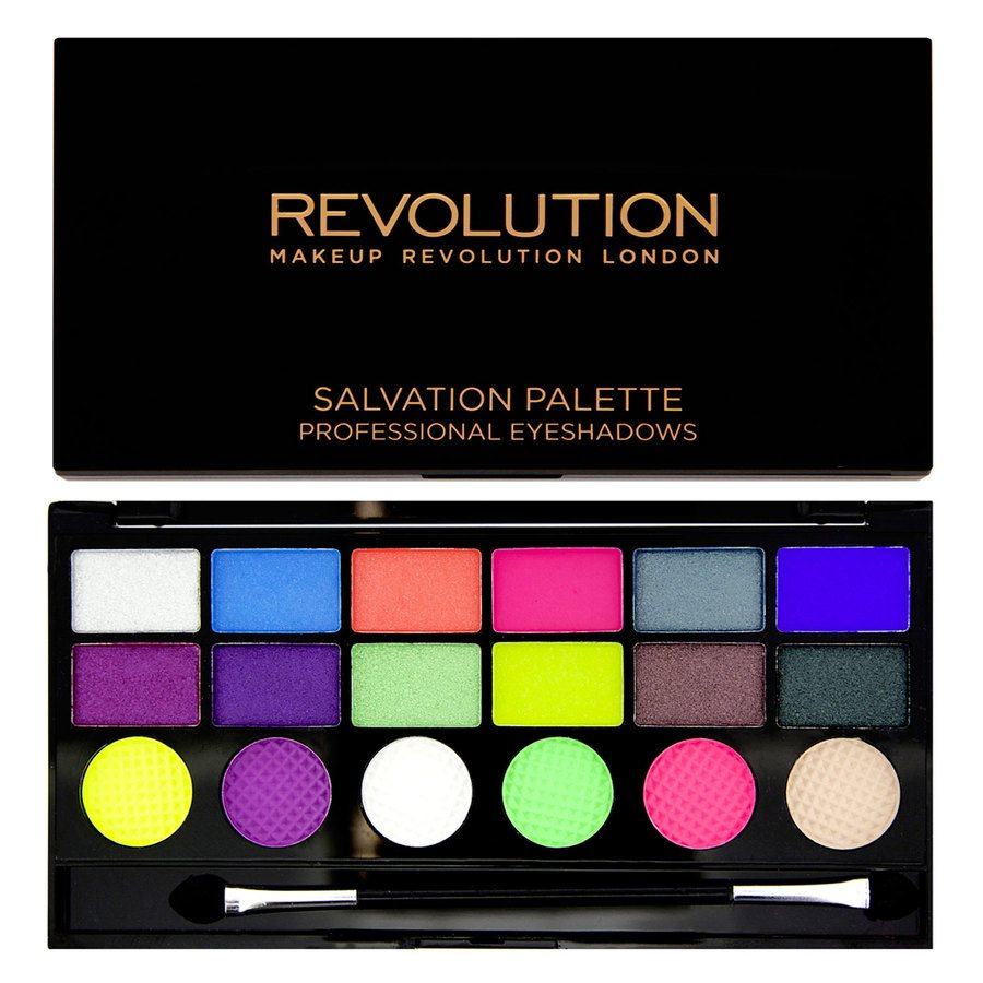 Makeup Revolution Ultimate Colour Chaos Palette 13g