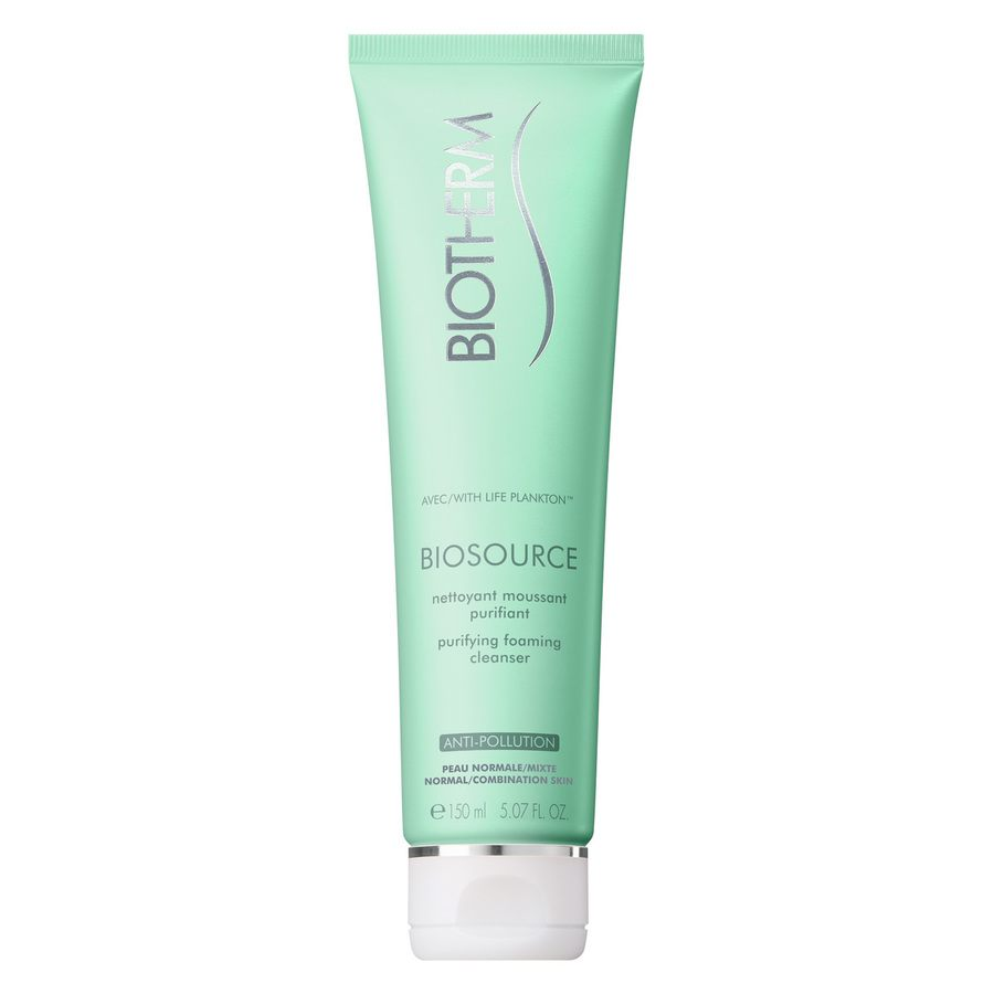Biotherm Biosource Purifying Foaming Cleanser  Normal/Combination Skin 150ml