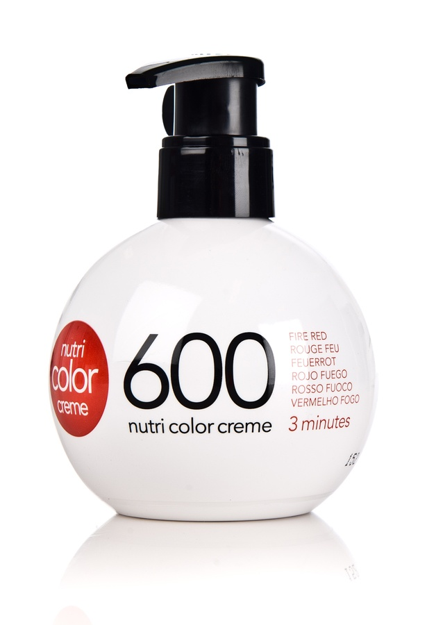 Revlon Professional Nutri Color Creme 250ml #600 Fire Red