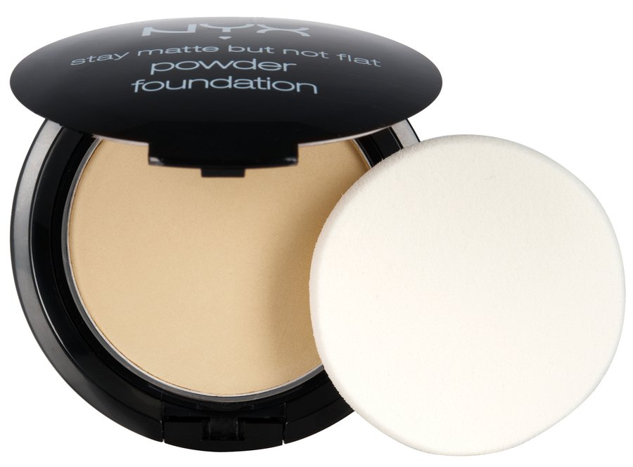 NYX Stay Matte But Not Flat Powder Foundation Nude SMP02