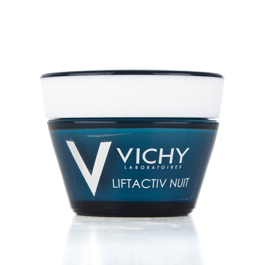 Vichy Liftactiv Complete Anti Wrinkle And Firming Care Nattkrem 50ml