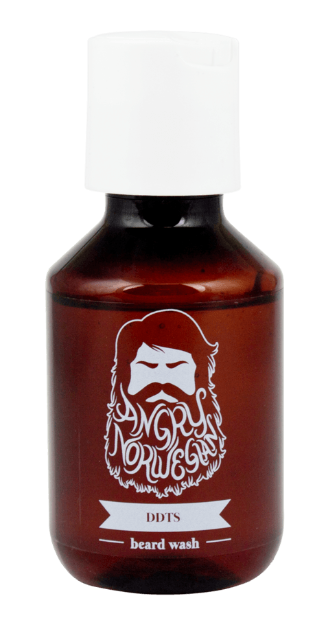 Angry Norwegian DDTS Beard Wash 100ml