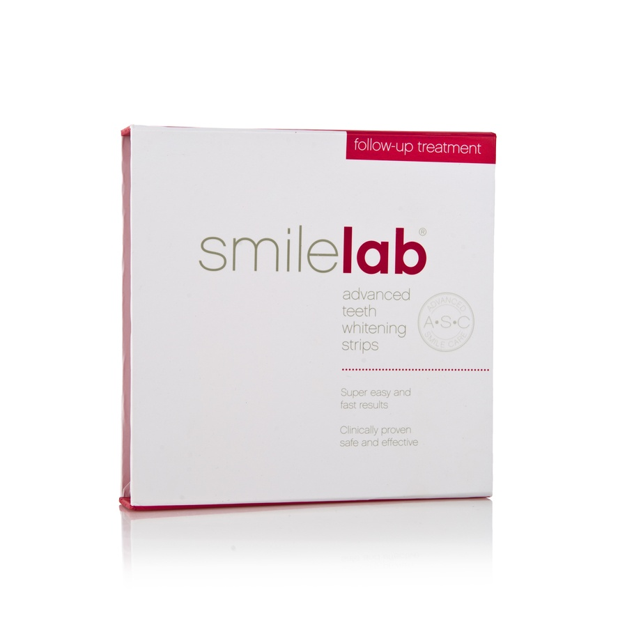 Smilelab Follow-Up Treatment, Advanced Teeth Whitening Strips