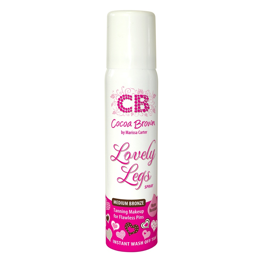 Cocoa Brown by Marissa Carter Lovely Legs Spray 75ml